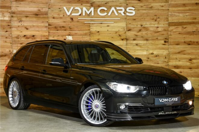 BMW B3 Bi-Turbo
